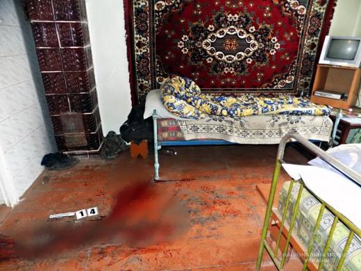 Чоловіка, який вбив свого товариша на Міжгірщині взято під варту