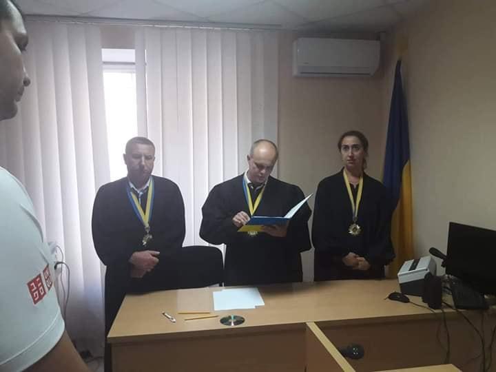 Суд в Ужгороді відмовив Токарю в перерахунку голосів на