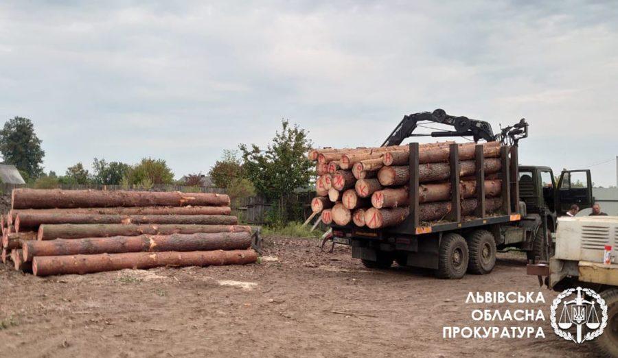 Отримані з продажу деревини кошти розподілялись між усіма учасниками угрупування.