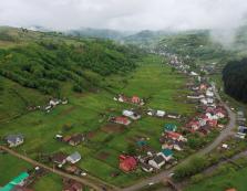 Міжгірська Колочава - одне з найдовших сіл України