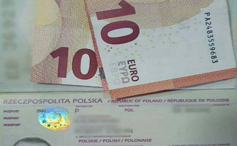 """9 січня у пункті пропуску """"Ужгород"""" поляк запропонував прикордонному наряду неправомірну винагороду."""