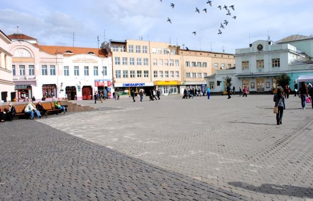 Вільна екскурсія вже традиційно розпочнеться о 14.00 в центрі міста.