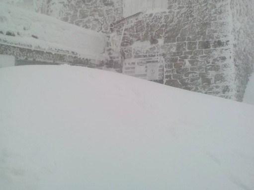 Піп Іван:  температура повітря -11 градусів та метр снігу