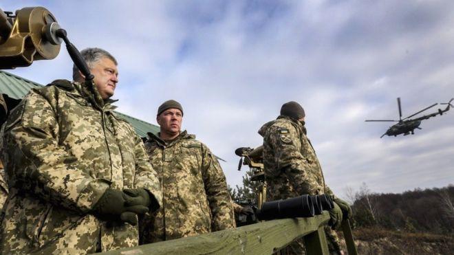 У понеділок Верховна Рада може ввести в Україні воєнний стан на 60 днів.