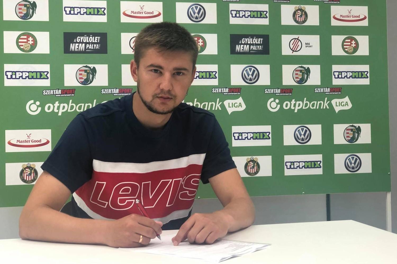 Футболіст із Мукачева Віктор Гей допоміг своїй команді зберегти прописку у вищій лізі і продовжить виступати у OTP Bank Liga NB I.