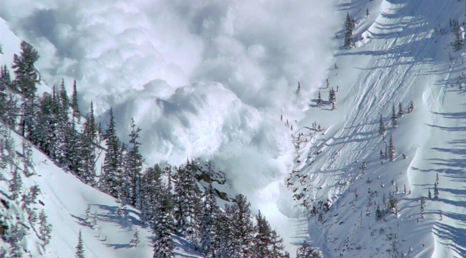 Згідно з попередженням, очікується значна сніголавинна небезпека (3 рівень).