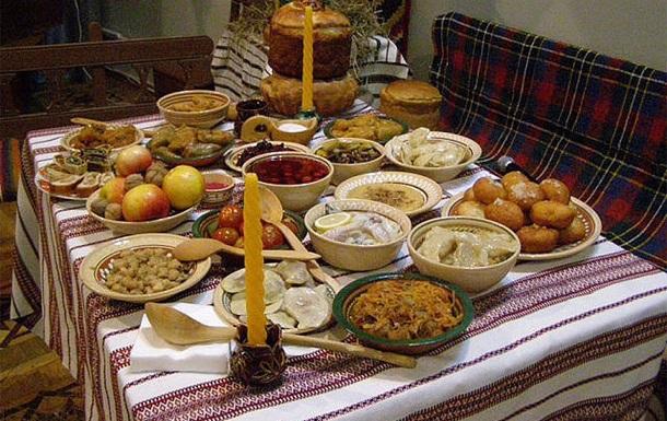 Вечер в канун Рождества знаменует собой окончание сорокадневного поста и начало одного из главных христианских праздников.