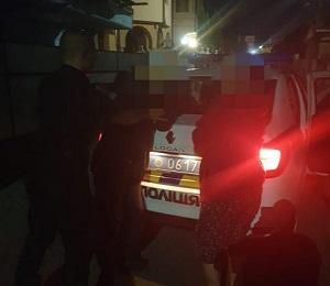 Поліція Тячівщини оперативно встановила обставини грабежу, скоєного у райцентрі.