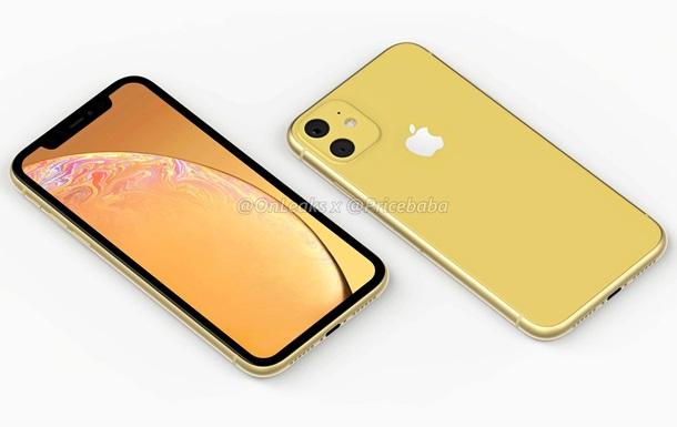 Майбутній iPhone XR 2019, бюджетна версія лінійки, цього разу має отримати подвійну камеру.