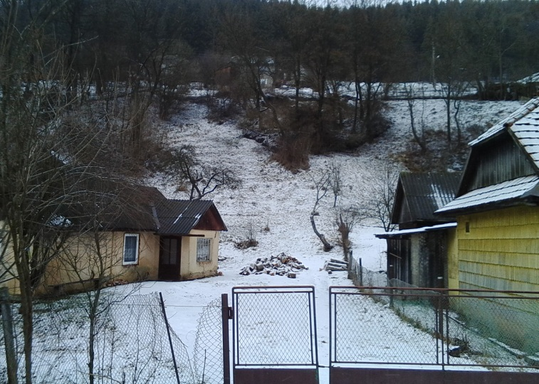 Через теплу зиму на Закарпатті активізувалися зсувні процеси