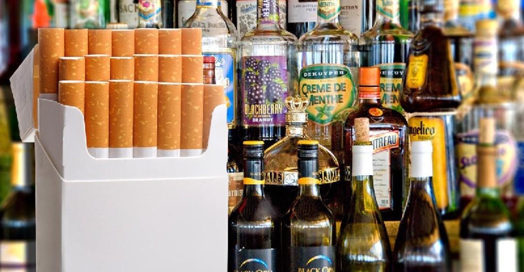 В Закарпатті легальним продажем алкоголю, тютюну та пального займаються 3722 суб'єкти господарювання.