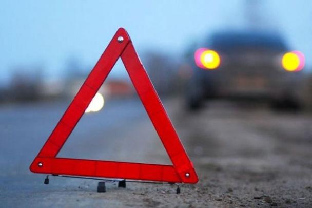 ДТП у Мукачеві: машина злетіла в кювет