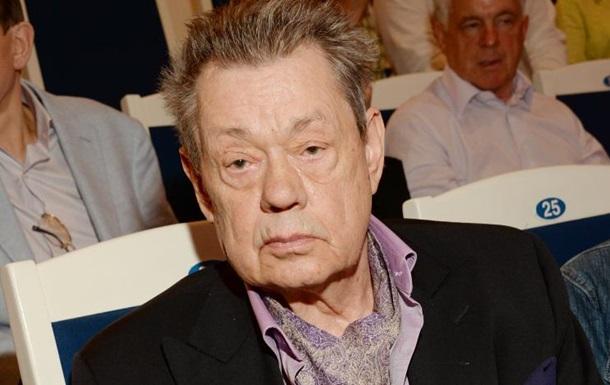 Не стало відомого актора Миколи Караченцова