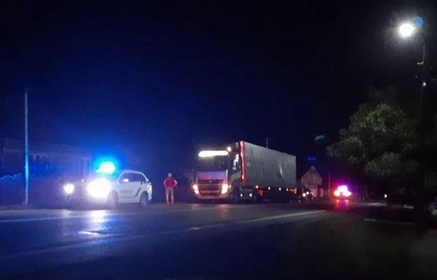Сьогодні вночі у селі Ракошино трапилась ДТП. На трасі Київ-Чоп вантажівка збила велосипедиста.