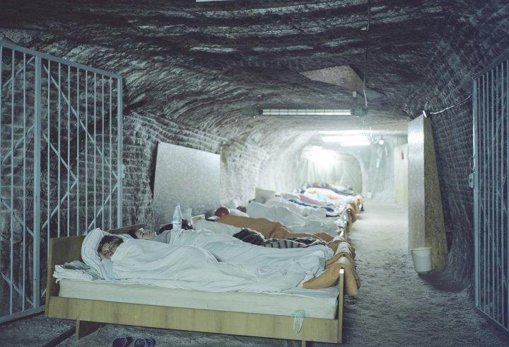 В мережі показали, яким був підземний санаторій в Солотвині