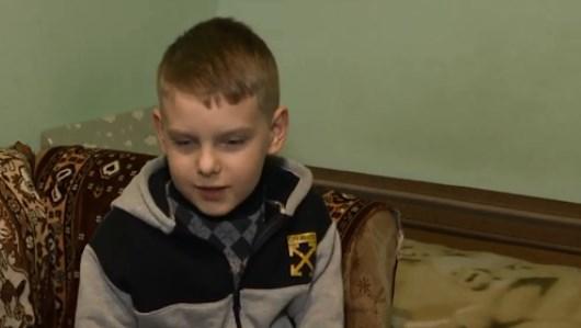 Хвороба, яка забирає сили. Хлопчик вже багато років бореться з важкою недугою.