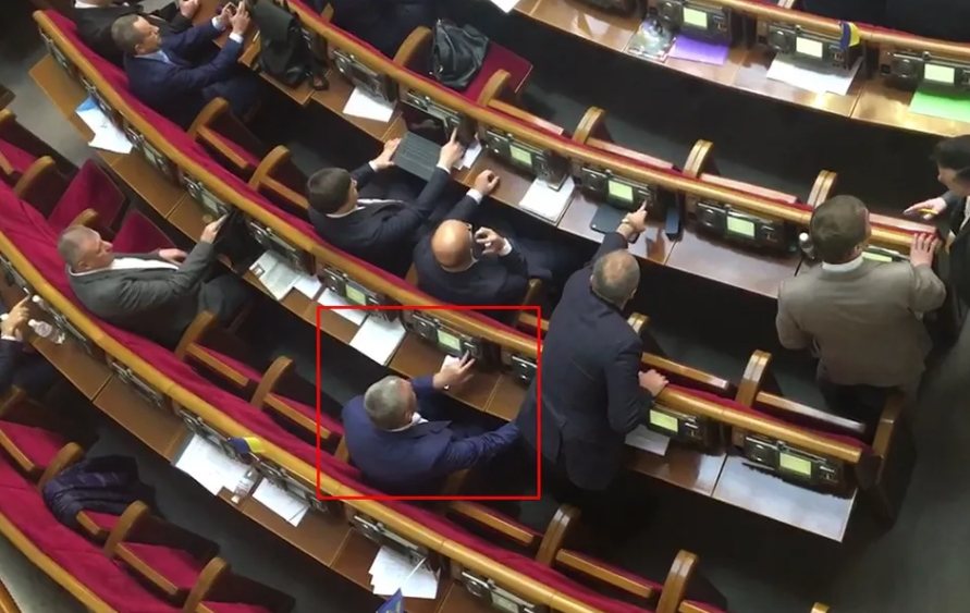 Закарпатський нардеп-мажоритарник із депутатської групи