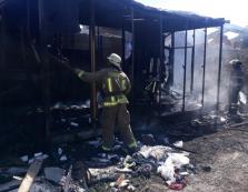 Стали відомі подробиці пожежі в Мукачеві