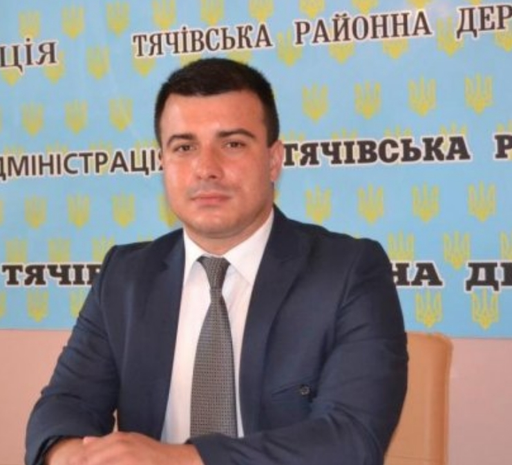 Сегодня председатель Тячевской РГА Тимур Аверин представил руководителям структурных подразделений своего первого заместителя Александра Юрьевича Шеверю.