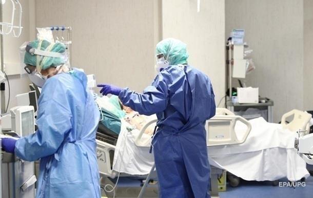 Найвища смертність в країні зафіксована в Кіровоградській області, де померли понад 5% хворих на коронавірус.