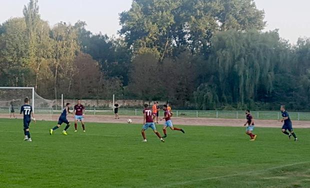 У Аматорському чемпіонаті України відбувся 5-й тур. ФК