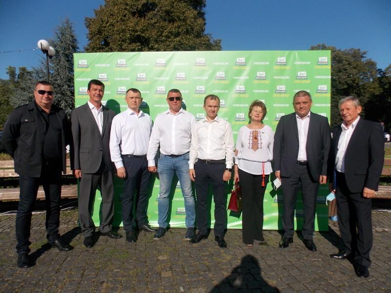 Вирішення ряду наболілих проблем поставили собі в пріоритет кандидати в депутати від Берегівщини в органи місцевого самоврядування різних рівнів від Слуг Народу.