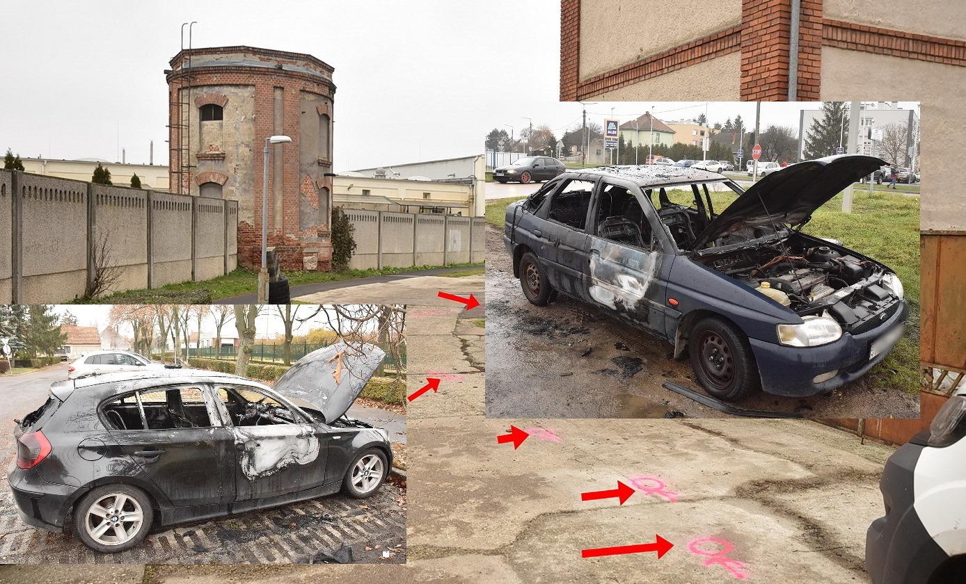 На три роки засудили в Угорщині громадянина України за підпал автомобілів.