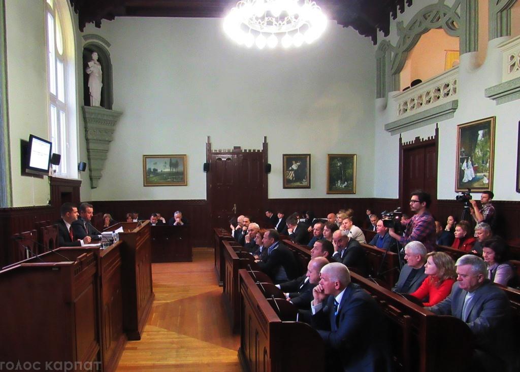 У четвер, 25 червня, в Мукачеві відбудеться чергова сесія міської ради.