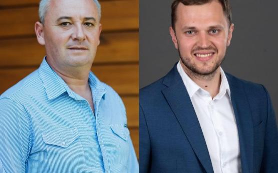 Відразу двоє народних депутатів з Виноградова працюватимуть у Верховній раді