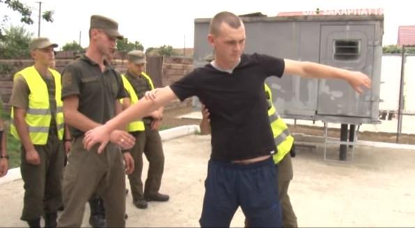 На перші самостійні патрулювання вийшли сьогодні військові Нацгвардії в Ужгороді.