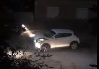 В Ужгороді не твереза водійка в'їхала в припаркований автомобіль, в якому знаходилася маленька дитина.