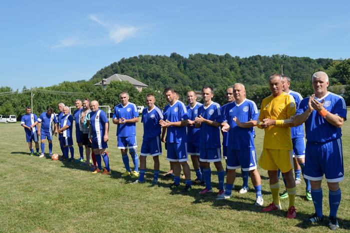 ХІ турнір пам'яті Олега Іщенка, першого заступника голови Федерації футболу Закарпаття, відбувся 26 червня у Мукачеві.