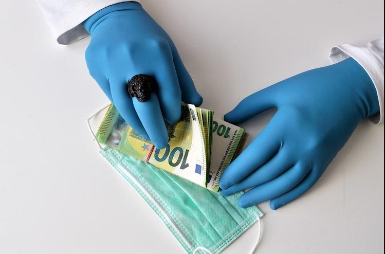 Загалом сума завданих лікарні збитків склала 833 тис. грн.
