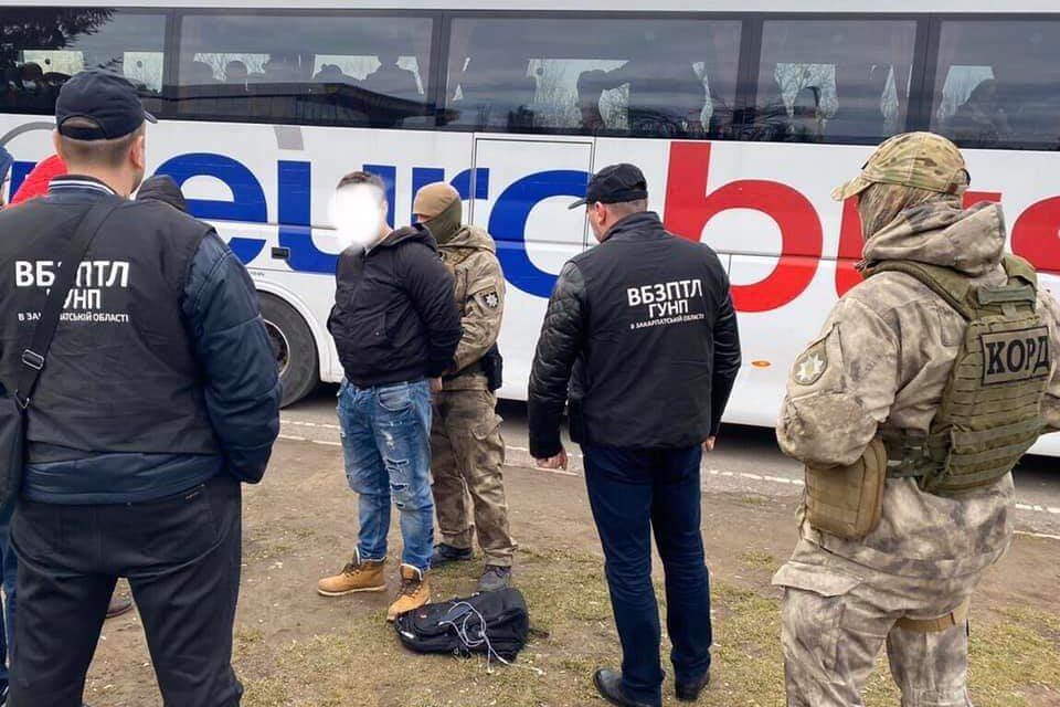 Про це повідомив відділ комунікації поліції Закарпатської поліці області.