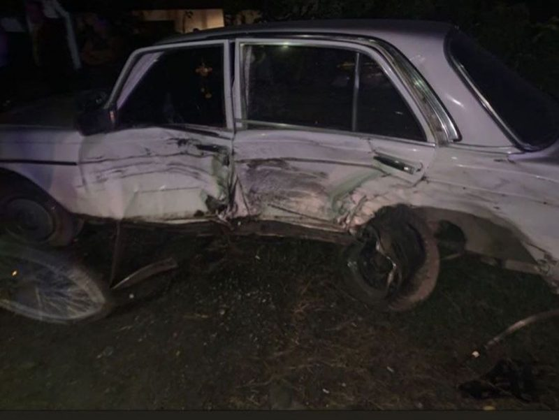 Пізно ввчері,13 червня у селі Приборжавське, що на Іршавщині, сталась дорожньо-транспортна пригода за участі двох автомобілів.
