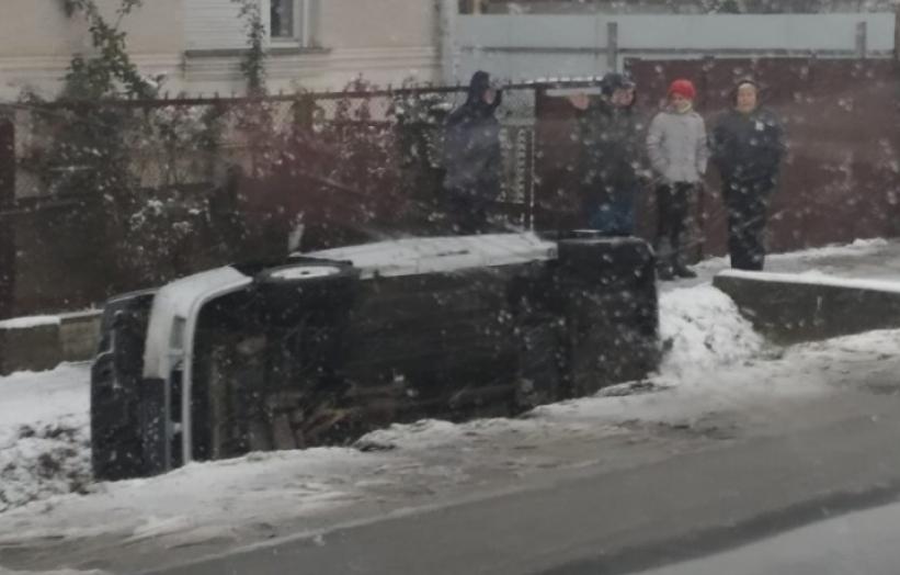 ДТП трапилася у Ракошиною