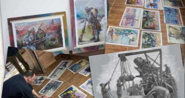 У Німеччині відкрилась виставка живописних творів закарпатців