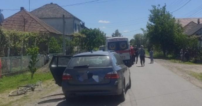 Дорожньо-транспортна пригода з летальними наслідками трапилася у селі Фанчиково.