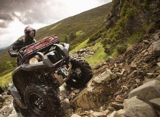 У горах на Закарпатті травмувався турист на квадроциклі.
