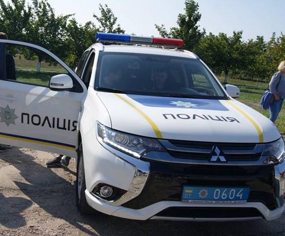 У Виноградові працівники групи реагування патрульної поліції зупинили автомобіль марки «Volkswagen Pаssаt», який робив незрозумілі маневри.