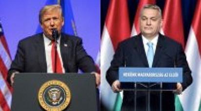 Білий дім опублікував заяву про зустріч прем'єр-міністра Угорщини Віктора Орбана з президентом США Дональдом Трампом.