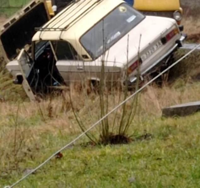 Автопригода за участю легкового автомобіля марки «Жигулі» трапилась у Тур'я-Реметі на Перечинщині.