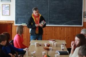 У середу, 30 листопада, о 15.00 в Ужгородському прес-клубі відбудеться презентація нового видання Олександра Гавроша «Сім п'єс про любов до Батьківщини».
