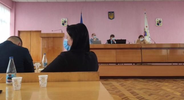 На заседании Виноградовского городского совета был принят первый заместитель мэра. Он стал Виталием Любкой.