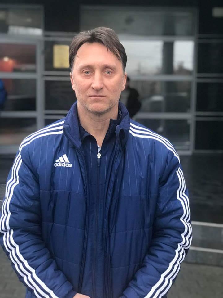 Новим головним тренером ФК «Минай» став Ігор Харьковщенко