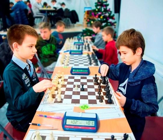 16 лютого у Мукачеві відбудеться чемпіонат Закарпаття з шахів серед юнаків та дівчат до 8 та 10 років.
