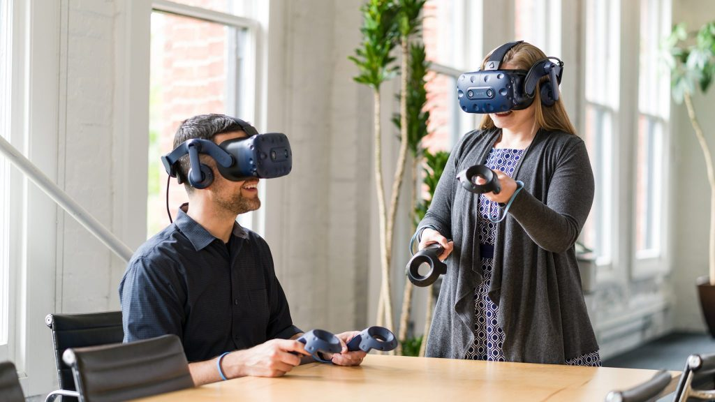 На віртуальній конференції HTC пролунав ніяковий жарт