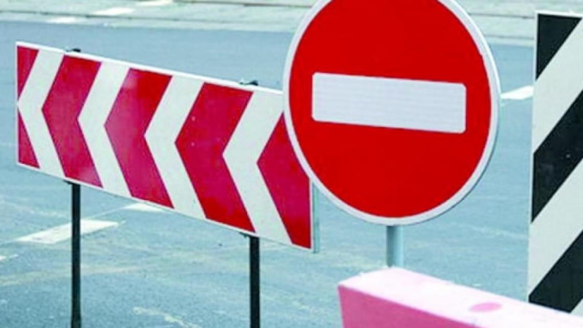 Під час проведення Mukachevo Half Marathon буде перекрито частину вулиць.