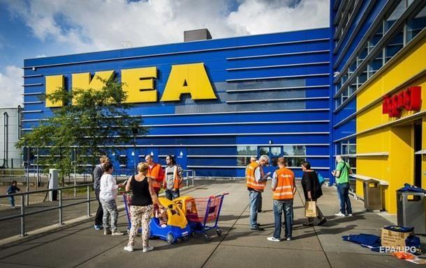 Шведську компанію IKEA запідозрили в тому, що вона продає в своїх магазинах стільці Terje, які виготовляють з незаконно вирубаного бука в українських Карпатах.
