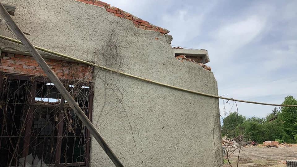 Інцидент трапився сьогодні на вулиці Ужгородській.